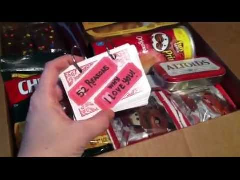 Care Package Ideas 5 Snacks For Our Soldiers Youtube