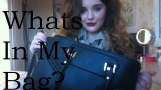 Whats In My Bag December 2012 Thumbnail