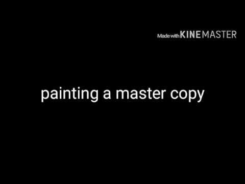 "Painting a Master Copy - ""Pollice Verso"" Oil Painting Demo"