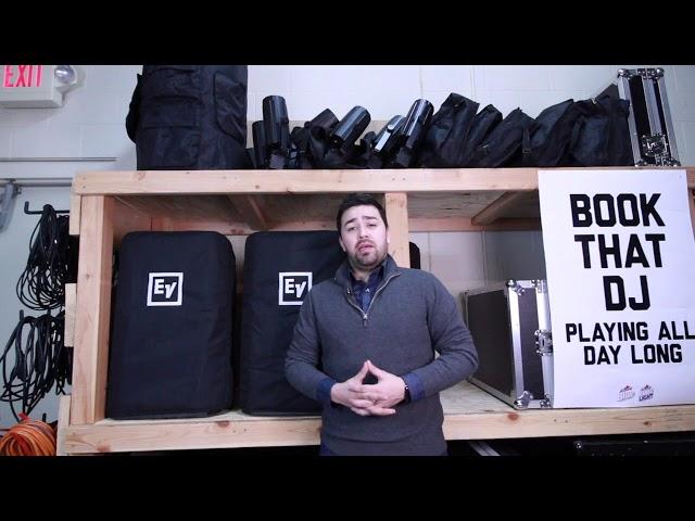 DJ Allen Juarez From Book That DJ