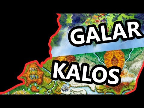 Will We Visit Kalos in Pokémon Sword and Shield?