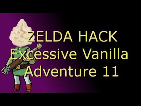 Zelda Hack  E.V.A. Episode 11 Cartographer Link