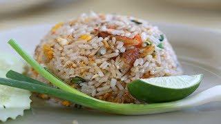 Onion Fried Rice
