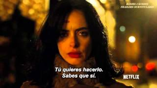 Jessica Jones - Trailer #2 Subtitulado al Español [HD]