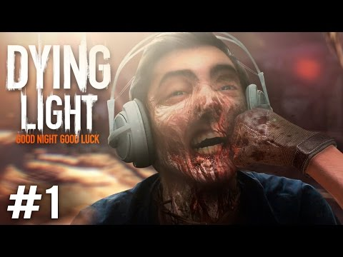 DYING LIGHT - VOU VIRAR ZUMBI! - Parte 1