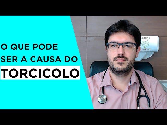 Distonia Cervical - O Que é Distonia Cervical -