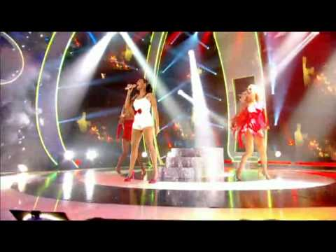 Alesha Dixon - The Boy Does Nothing LIVE - Children In Need 2009