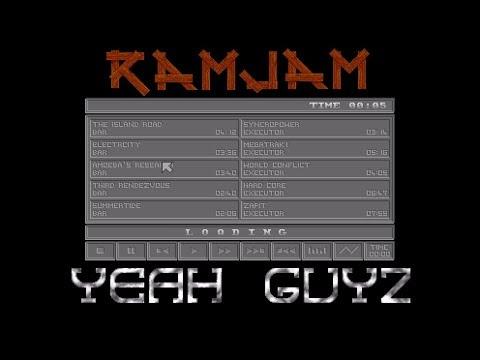 Ram Jam - Digital Noises  -= Amiga 50fps =-
