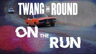 Twang and Round - On Tha Run