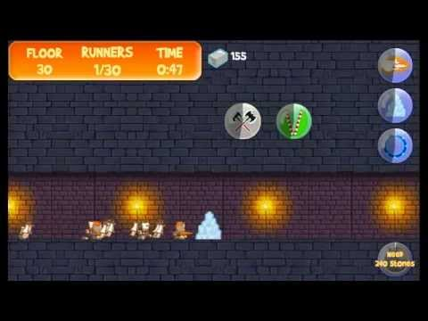 Anti Runner GamePlay Video (Android Game)