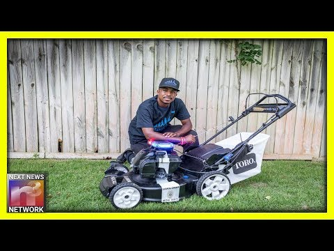 Alabama Man Unites Communities by Mowing Lawns of Vets, Elderly in All 50 States