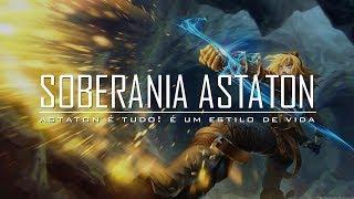 Repeat youtube video SOBERANIA ASTATON ♫ | Pato Papão ft. Lendários