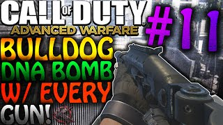 "Advanced Warfare - ""bulldog"" Dna Bomb W/ Every Gun #12 - Shotgun Destruction! (cod Aw Bulldog Dna)"