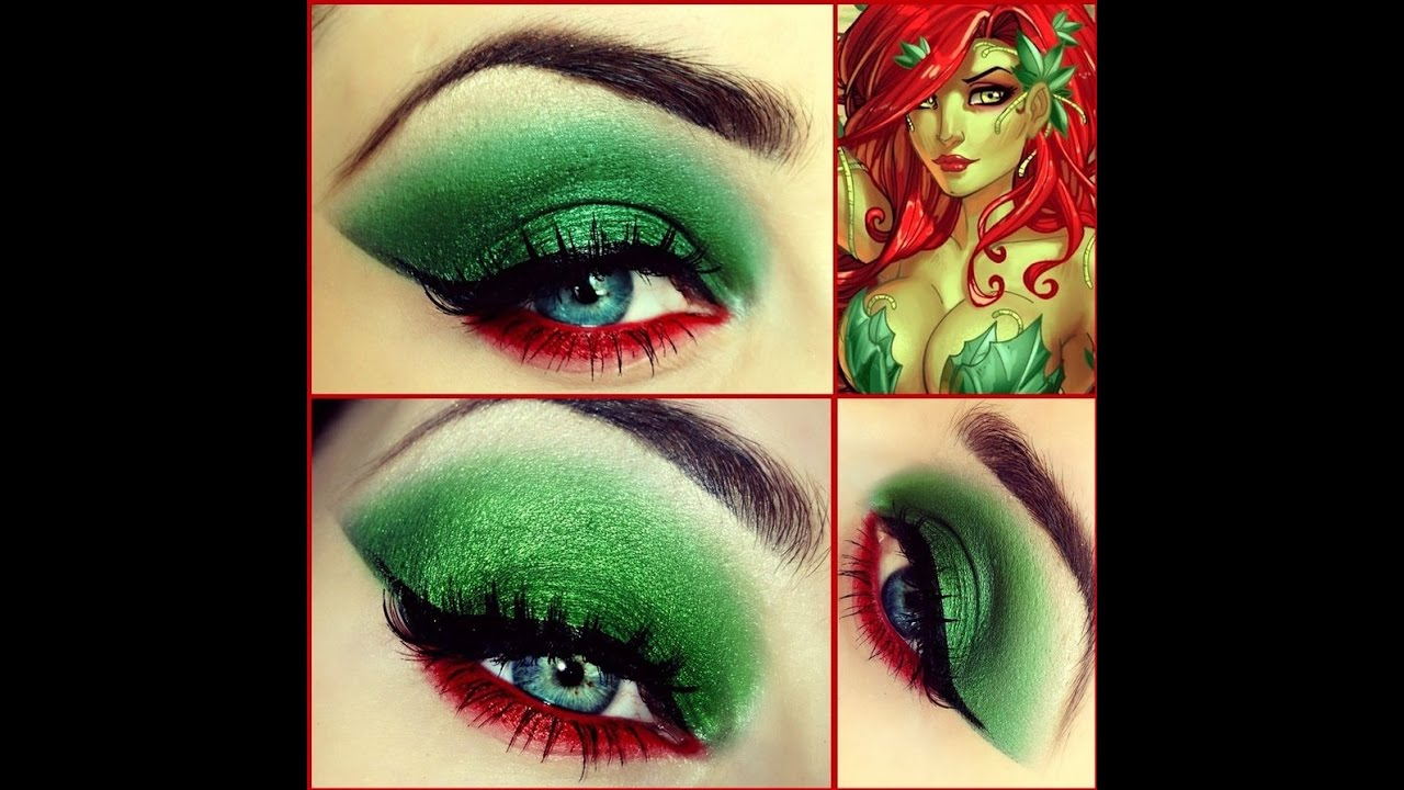 Poison Ivy Accessories Diy Professional Make Up And Costume Ideas