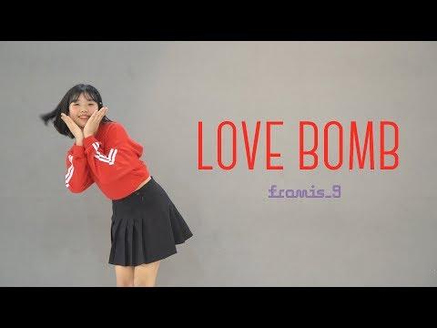 fromis_9(프로미스나인) - LOVE BOMB Dance Cover