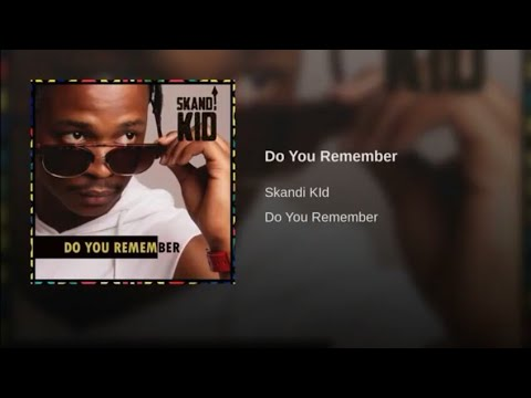 Skandi Kid - Do You Remember |2019 (Official Lyrics Video)HQ-Audio