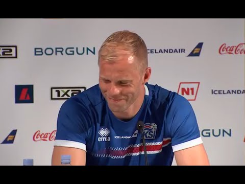 Iceland Laugh At England: 'They're Experts At Exiting Europe'