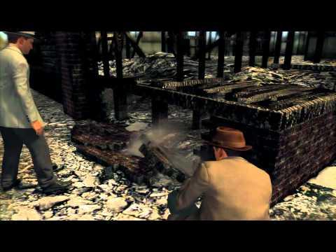 LA Noire - Arson Desk Case 2 - 5 Star - A Walk in Elysian Fields