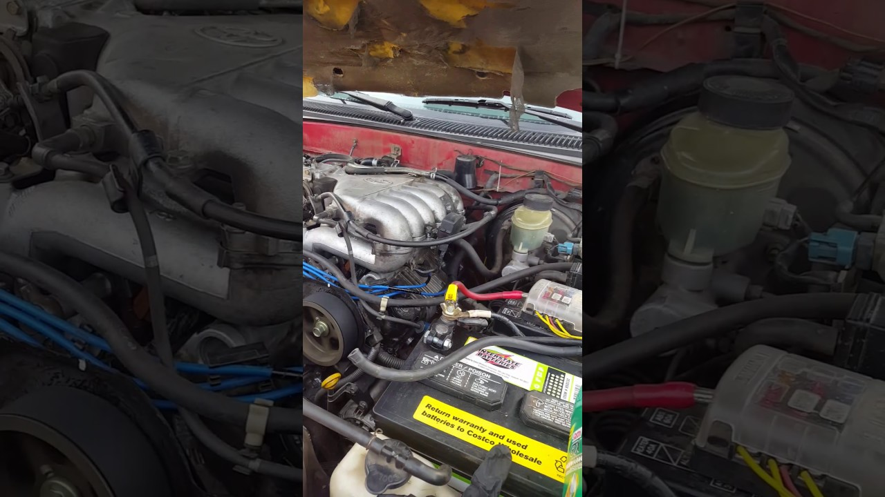 3 4 Noise and Misfire after head gasket | Tacoma World