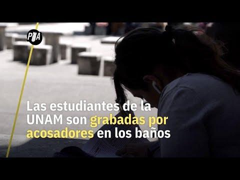 Acosan a alumnas en la UNAM: las graban en los baños