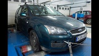 Totalcar Erőmérő: Ford Focus II 2.0 (1 liter olaj/1000 km)