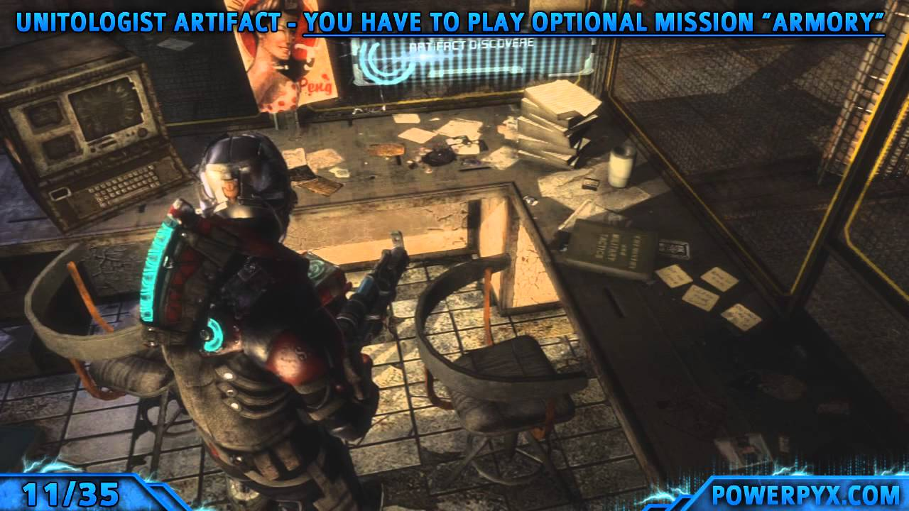 Dead space 3 chapter 11 all collectible locations all artifacts dead space 3 chapter 11 all collectible locations all artifacts logs weapon parts circuits malvernweather Image collections