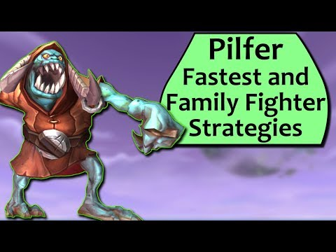 Pilfer Pet Battle Guide and Family Fighter Strategies
