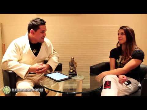 Interview with Mackenzie Dern and Saulo Ribeiro