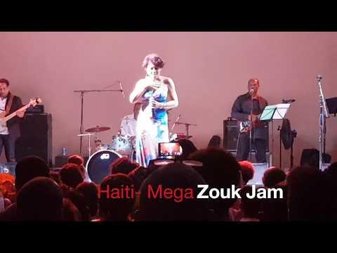 Zouk Jam tour en Haiti aux cayes et Port au Prince extrait Orlane