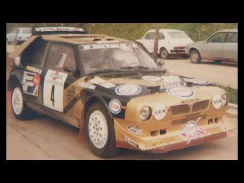 Rally Costa Smeralda 1986. Video fotografico By Gian Luigi.