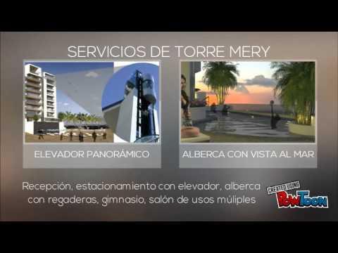 Proyecto Torre Mery en Boca del Río, Veracruz | ADC Construcciones