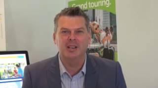 Stuart Livingstone - ParkCAST Booking System