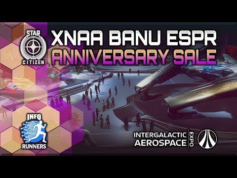 Star Citizen | XNAA BANU ESPR Anniversary Sale 2949