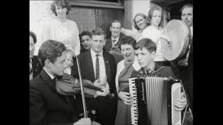 Fleadh Cheoil Thurles, Co. Tipperary Ireland 1965