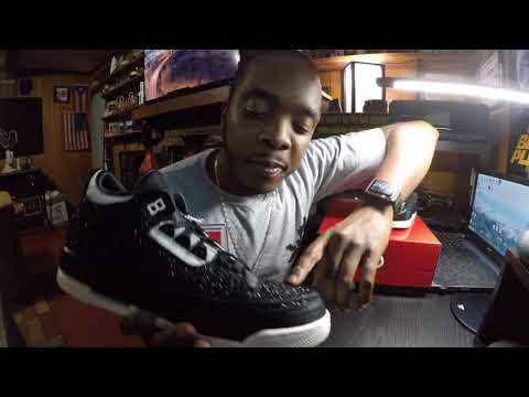 new style 196c4 f242d Review Of Air Jordan 3 Retro SE AWOK - YouTube