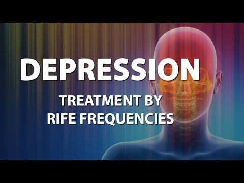 Depression - RIFE Frequencies Treatment - Energy & Quantum Medicine with Bioresonance
