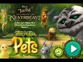 Disney Tinker Bell and the Legend of the Neverbeast Pixie Hollow Pets Free Online Game