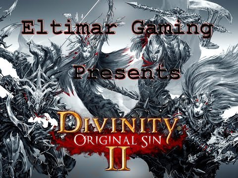 Let's Play Divinity Original Sin 2 - 01 I'm On A Boat