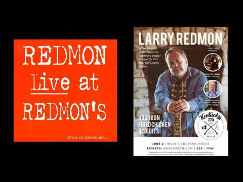 Larry Redmon - Live at Redmon's - 05 - The Garden Song