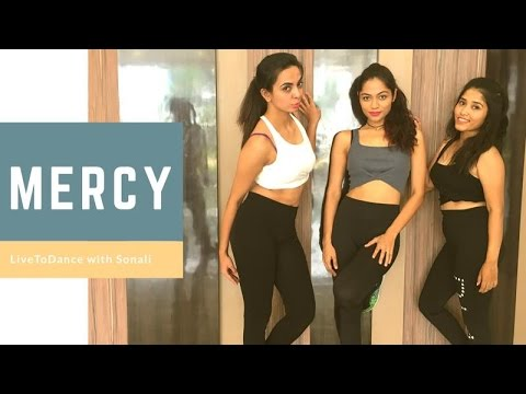 Mercy | Badshah | Hip Hop Dance Choreography | LiveToDance with Sonali