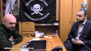 Павел Губарев у А.Мозгового