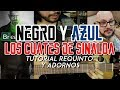 De Cuates De Sinaloa Negro Y Azul