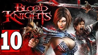 Blood Knights Gameplay Walkthrough Part 10 - Lets Play Playthrough [HD] XBOX 360 XBLA PS3 PC