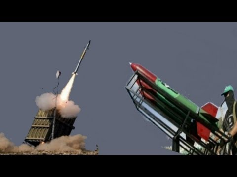 Hamas rockets vs Israel's Iron Dome - Truthloader