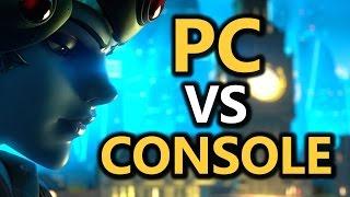 Overwatch: PC vs Console Balance
