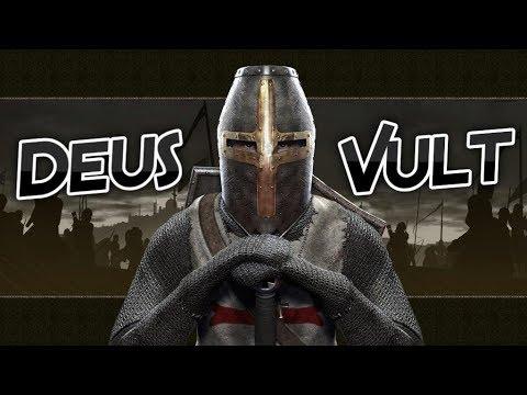 Dark Souls 3 Holy Knight (Deus Vult)