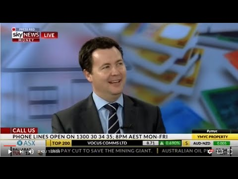 BMT Tax Depreciation on Sky News Business Your Money Your Call –18/07/2016