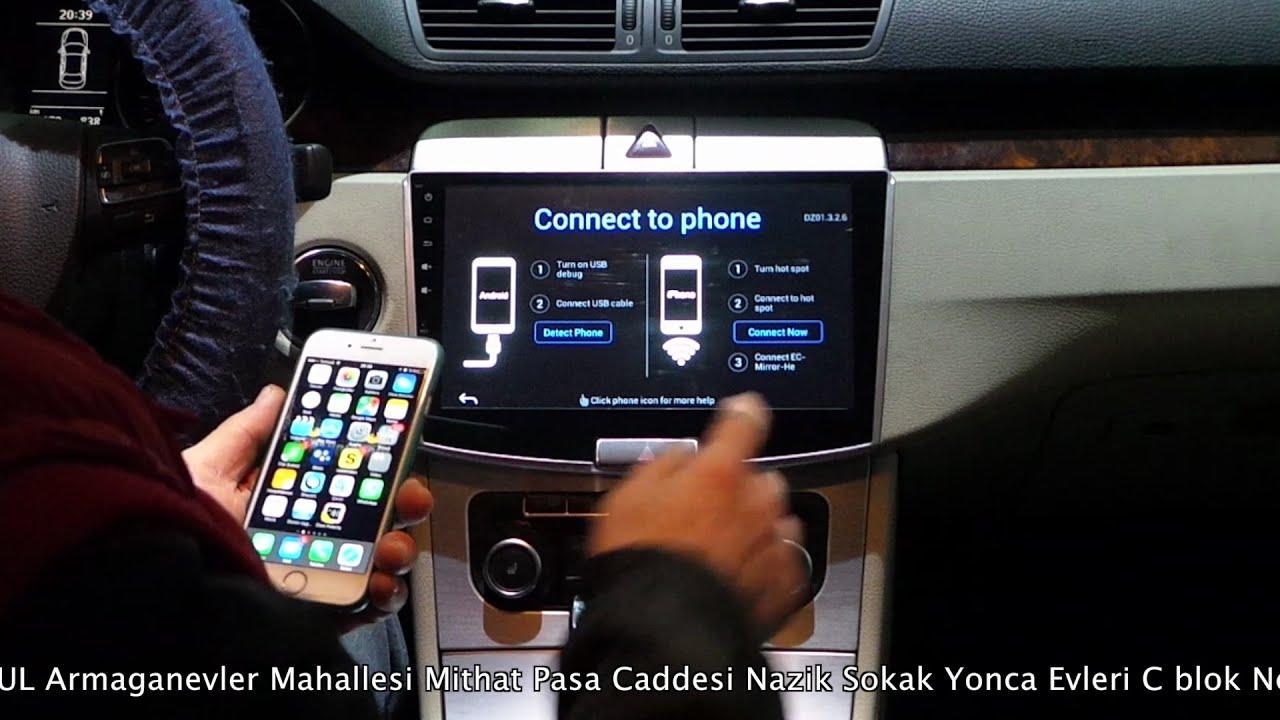 passat cc   kasa   android multimedia mirrorlink caraudiosoul den youtube