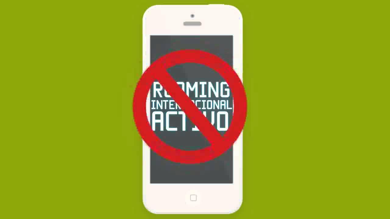 Protección de usuarios de Roaming Internacional
