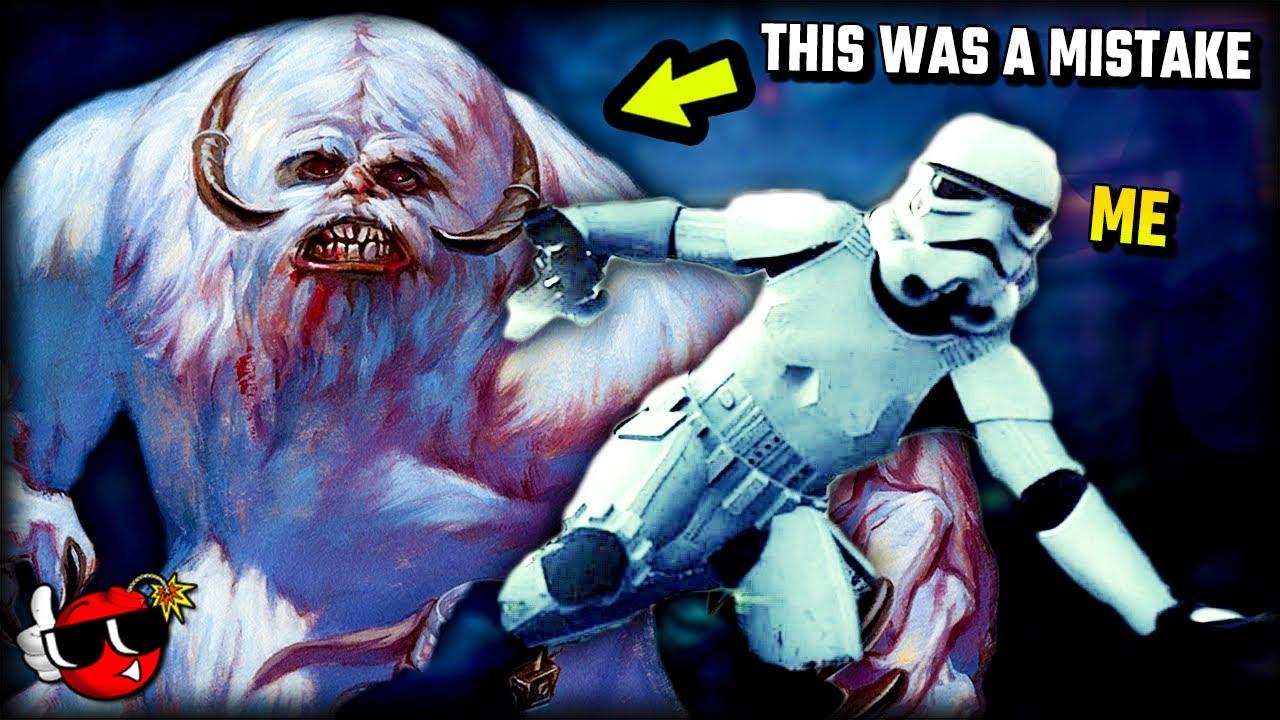 Star Wars Battlefront 2 haunting my dreams